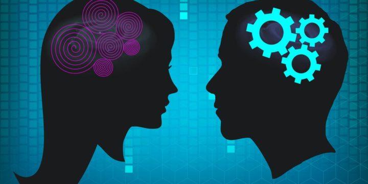 Женский мозг и мужской мозг. Серж Гингер