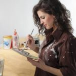 Правополушарное рисование: методика, техники и упражнения