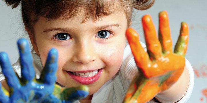Арт-терапия – творческий подход к ребенку