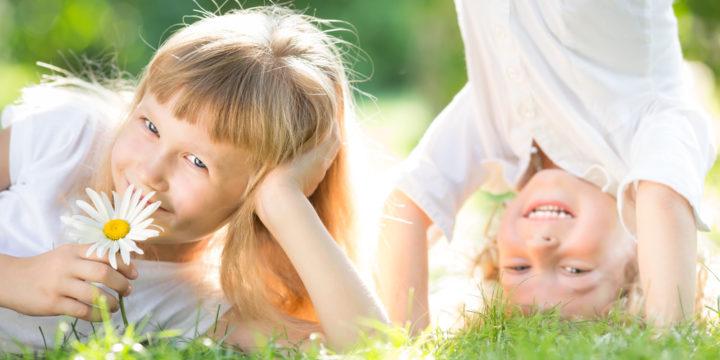 17 игр для снятия стресса и тревоги у ребенка