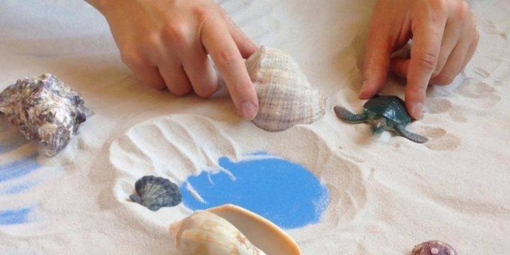 Песочная терапия – «игра» в реальность