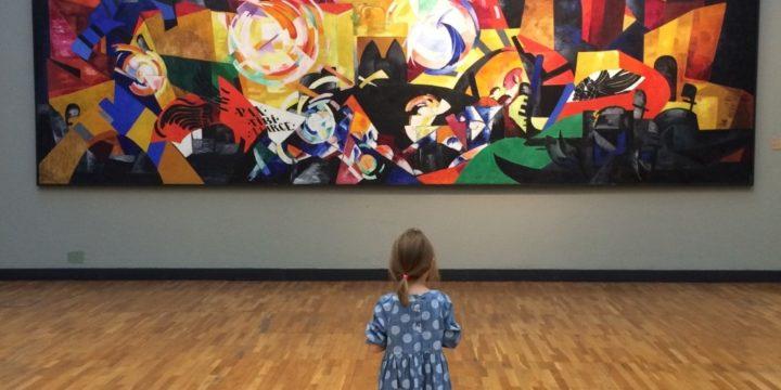 Как сводить ребенка в музей, чтобы он не взвыл от скуки (10 правил)