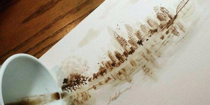 Тренинг онлайн «Поиск ресурса — рисование песком»